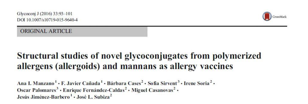 vacunas alergia estudio