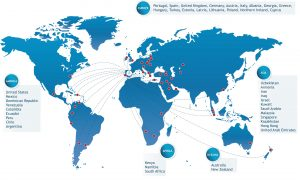 Mapa Inmunotek