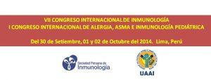 09/2014. Congreso Internacional - Lima