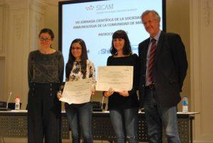 11/2016. Premiados VII Jornada SICAM