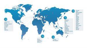 Mapa Delegaciones Inmunotek