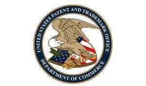 US patent logo