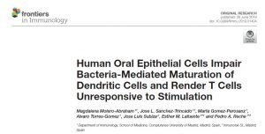 Frontiers Immunology_oral epithelial cells_1