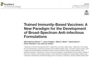 Investigación inmunología