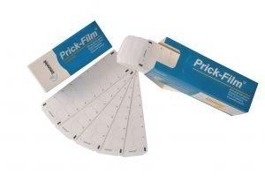 Prick-Film Prueba alergia