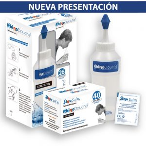 Productos Irrigación Nasal