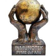 Inmunotek Pyme del año 2019